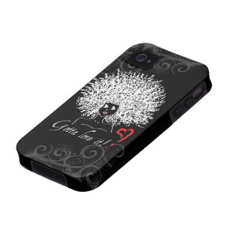 Gotta Love Your iPhone Case-Mate iPhone 4 Cover
