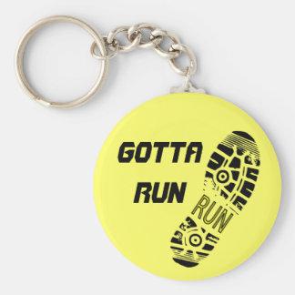 gotta run keychain