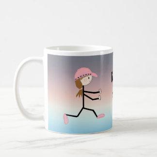 Gotta Run Classic White Coffee Mug