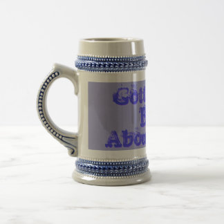 Gotta See A Bear About A Beer 18 Oz Beer Stein