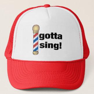 Gotta Sing Barbershop Gift Trucker Hat