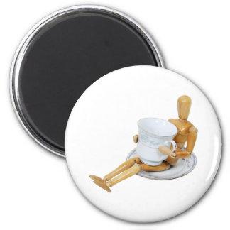 GottaHaveCoffee030709 2 Inch Round Magnet