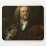 Gottfried Reiche, músico y a solas mayores Tapete De Ratones