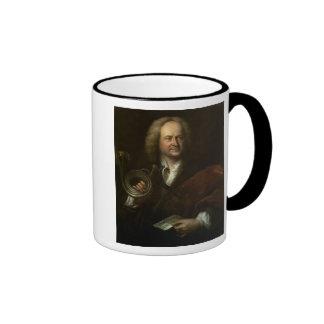 Gottfried Reiche músico y a solas mayores Taza De Café