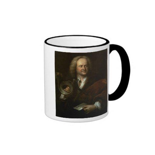 Gottfried Reiche, músico y a solas mayores Taza De Café