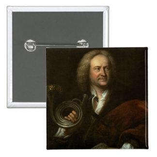 Gottfried Reiche , Senior Musician and Solo Button