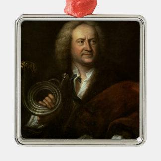 Gottfried Reiche , Senior Musician and Solo Metal Ornament