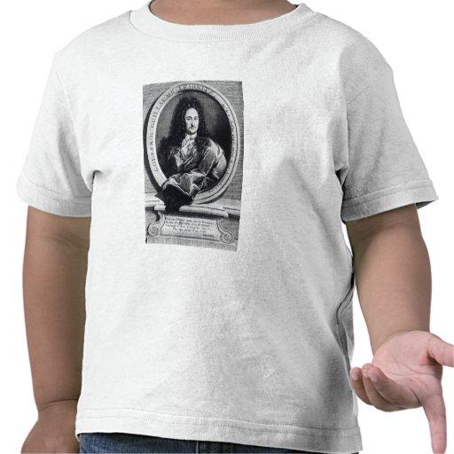 Gottfried Wilhelm Leibniz Camisetas