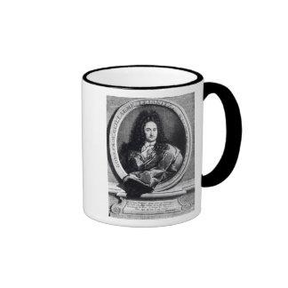 Gottfried Wilhelm Leibniz Ringer Coffee Mug