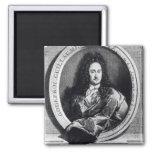 Gottfried Wilhelm Leibniz Refrigerator Magnets