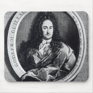 Gottfried Wilhelm Leibniz Tapetes De Ratón