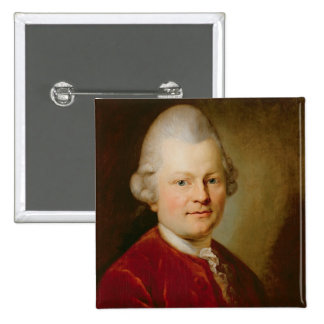 Gotthold Ephraim Lessing, 1727 Button
