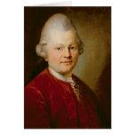 Gotthold Ephraim Lessing, 1727 Tarjeton