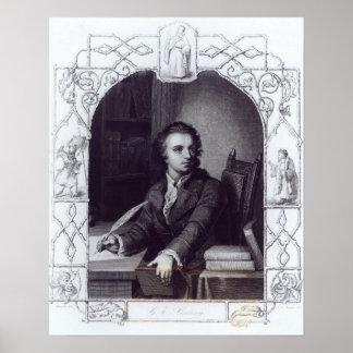 Gotthold Ephraim Lessing Poster