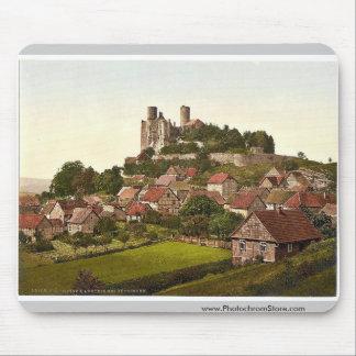 Gottingen Hanstein Ruin, Hanover (i.e. Hannover), Mouse Pads