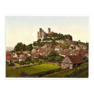 Gottingen Hanstein Ruin, Hanover (i.e. Hannover), Post Cards