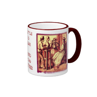 Gottle O Geer, Gred And Gutter... Ringer Coffee Mug