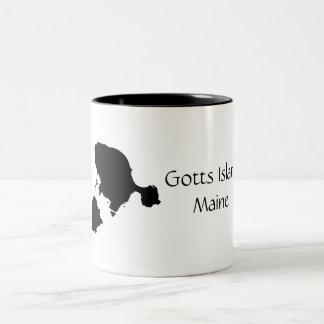 Gotts Island Mug