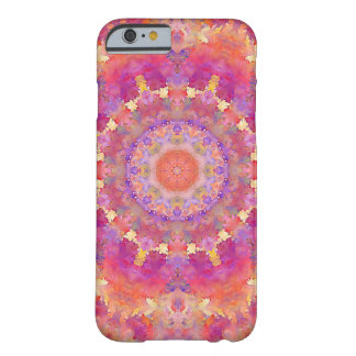 Gouache Mandala Barely There iPhone 6 Case