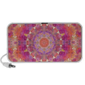 Gouache Mandala Travelling Speaker