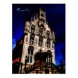 Gouda, ayuntamiento anterior tarjetas postales