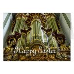Gouda organ Easter card