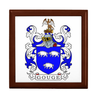 Gouge Coat of Arms Gift Boxes