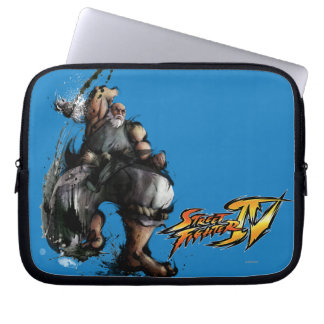 Gouken Chop Laptop Sleeve