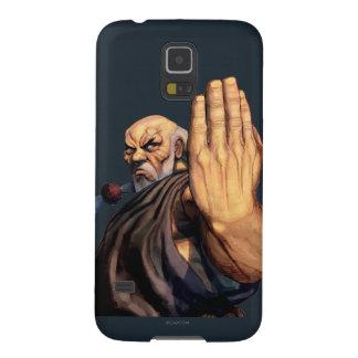 Gouken Raised Hand Galaxy S5 Covers