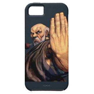 Gouken Raised Hand iPhone SE/5/5s Case