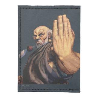 Gouken Raised Hand Tyvek® Card Wallet