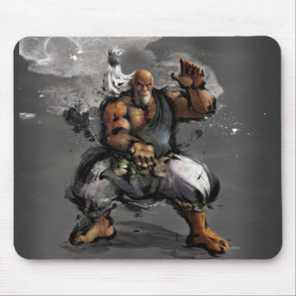 Gouken Stance Mouse Pad