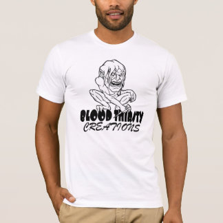GOUL WITH BONE KNIFE T-Shirt