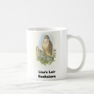 Gould - Buteo buteo Buzzard Bookstore Promo Coffee Mug