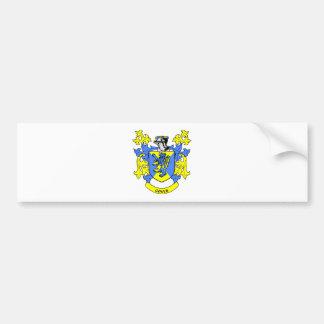 GOULD Coat of Arms Bumper Sticker