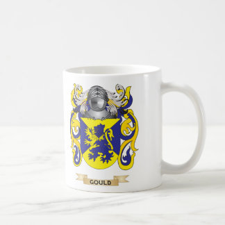Gould Coat of Arms (Family Crest) Mugs