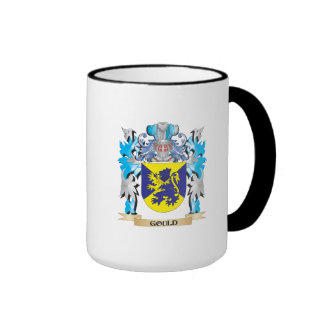 Gould Coat of Arms - Family Crest Mug