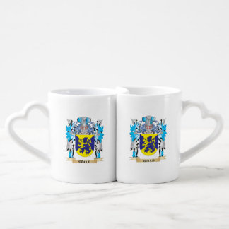 Gould Coat of Arms - Family Crest Couples Mug