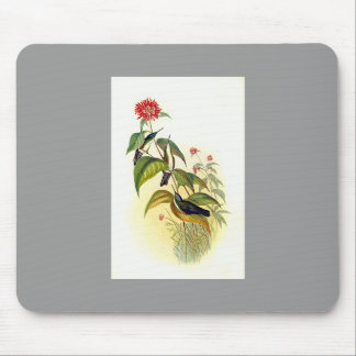 Gould - cojín de ratón Negro-Cargado en cuenta de Alfombrillas De Ratones