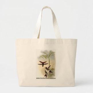 Gould - Columbian Thornbill Hummingbird Promo Bag