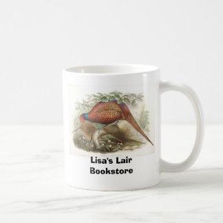 Gould - Common Pheasant Promo Mug