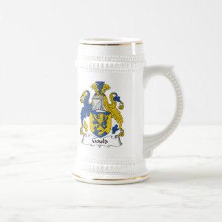 Gould Family Crest Mug