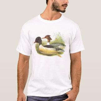 Gould - Goosander - Mergus merganser T-Shirt