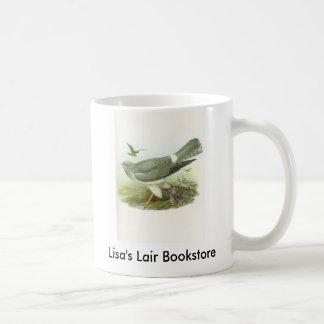 Gould - Hen Harrier - Circus cyaneus B/store Promo Coffee Mug
