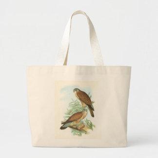 Gould - Kestrel - Falco tinnunculus Tote Bag