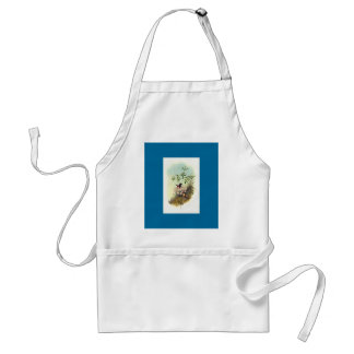 Gould - Mexican Satellite Hummingbird Adult Apron