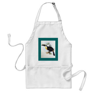 Gould - Osculant Toucan Adult Apron