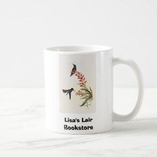 Gould - Owen's Sabrewing Hummingbird Classic White Coffee Mug
