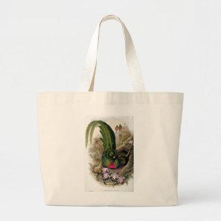 Gould - Quetzal Jumbo Tote Bag
