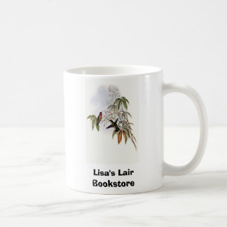 Gould - Ruby-Throated Hummingbird Coffee Mug